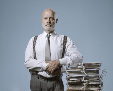 Steht dir ein Insolvenzverfahren bevor, kommt der Insolvenzverwalter.
