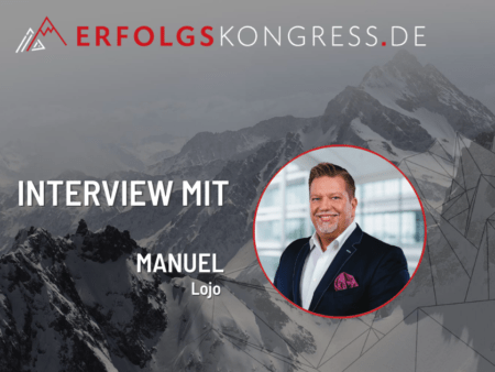 Manuel Lojo Erfolgskongress
