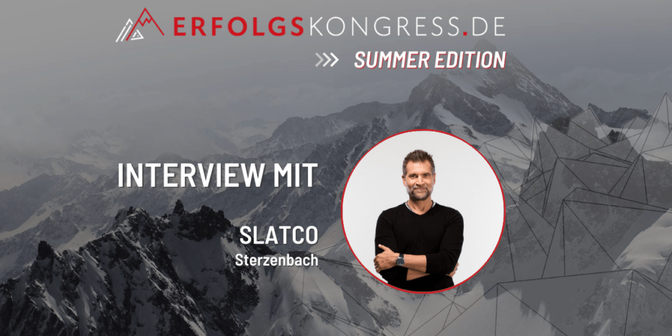 Slatco Sterzenbach Erfolgskongress