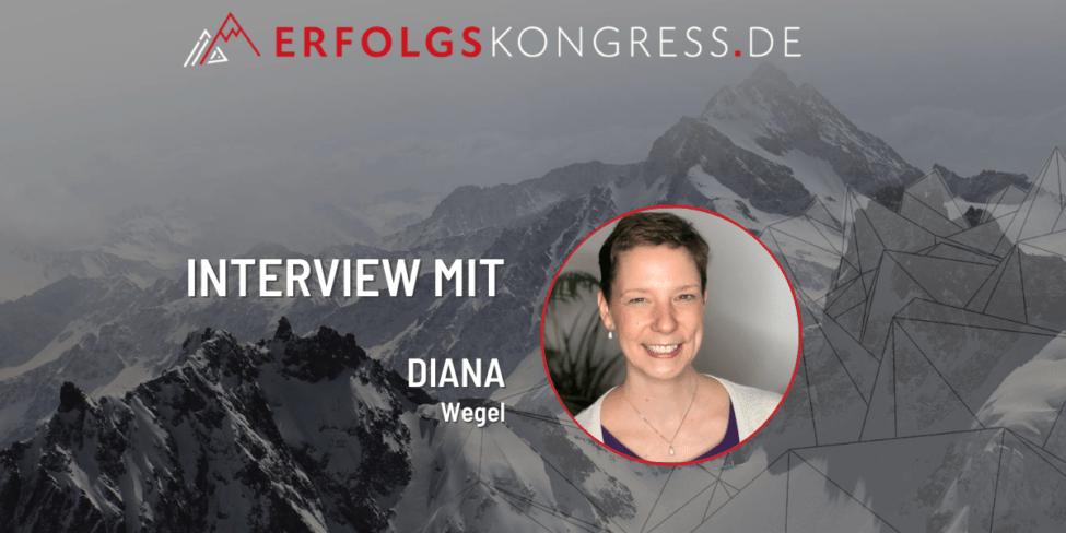 Diana Wegel Speakerin beim Erfolgskongress
