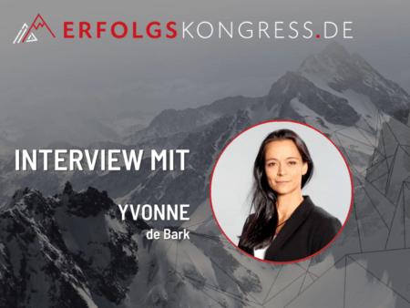 Yvonne de Bark Erfolgskongress