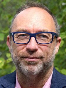 Jimmy Wales Wikipedia-Gründer
