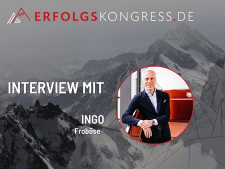 Prof. Dr. Ingo Froböse im Erfolgskongress-Interview