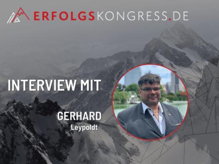 Gerhard Leypoldt Erfolgskongress