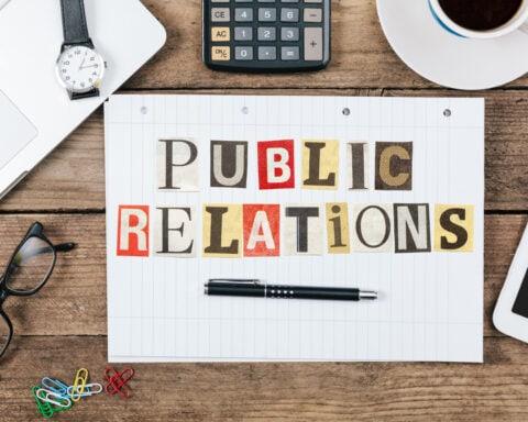 Öffentlichkeitsarbeit PR