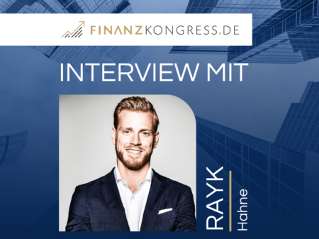Rayk Hahne im Finanzkongress-Interview