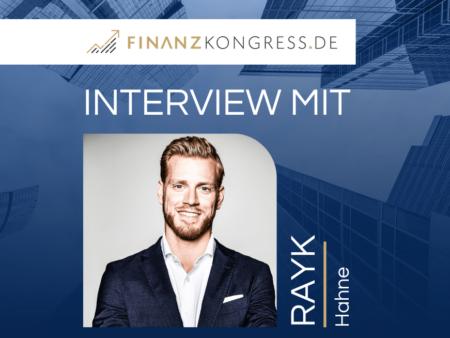 Rayk Hahne im Finanzkongress-Interview