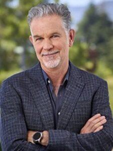 Reed Hastings Netflix-Gründer