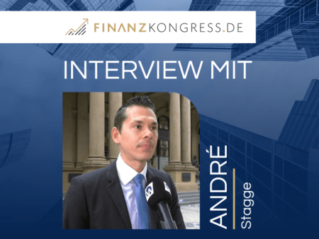 André Stagge im Finanzkongress-Interview