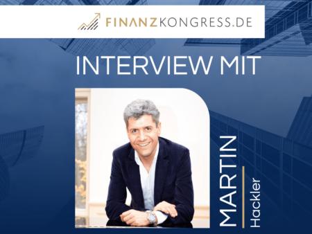 Martin Hackler im Finanzkongress-Interview