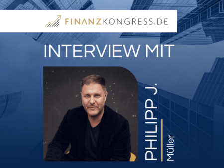 Philipp J. Müller im Finanzkongress-Interview