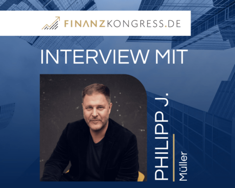 Philipp J. Müller im Finanzkongress-Interview