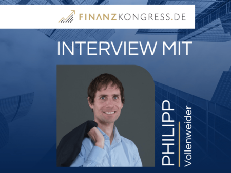 Philipp Vollenweider im Finanzkongress-Interview
