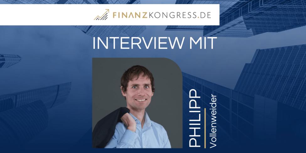 Philipp Vollenweider im Finanzkongress-Interview