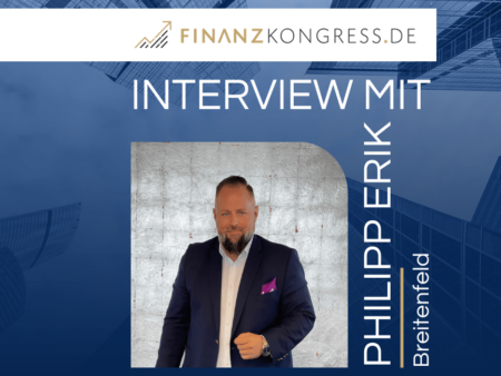 Philipp Erik Breitenfeld im Finanzkongress-Interview