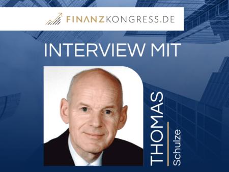 Thomas Schulze im Finanzkongress-Interview