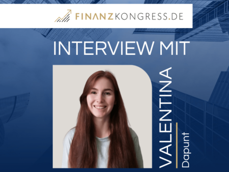 Valentina Dapunt im Finanzkongress-Interview