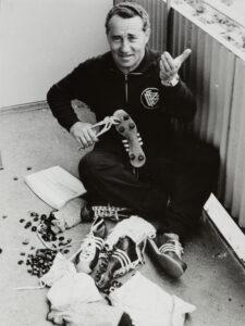 Adidas-Gründer Adolf Dassler