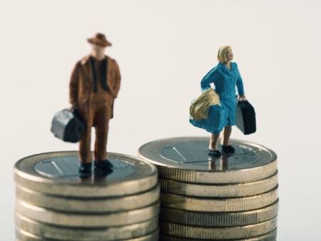 Equal Pay Day: Frauen verdienen 18 Prozent weniger als Männer.