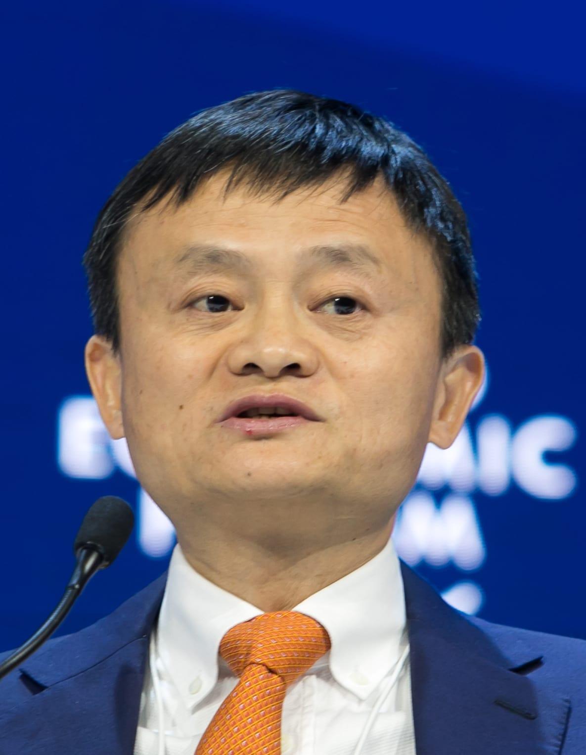 Jack Ma Alibaba-Gründer