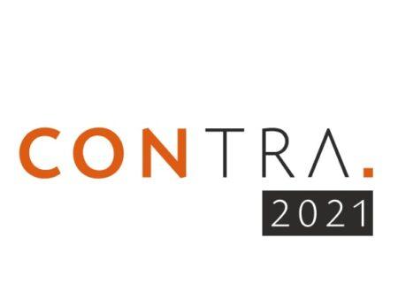 Contra 2021 als digitales Marketing-Event.