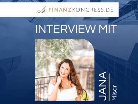 Jana Misar im Finanzkongress-Interview