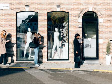 Auf dem Corona-Gipfel beschlossen: Shopping im Einzelhandel teilweise wieder möglich