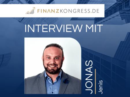 Jonas Jenis im Finanzkongress-Interview