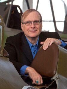 Paul Allen - einer der Microsoft-Gründer
