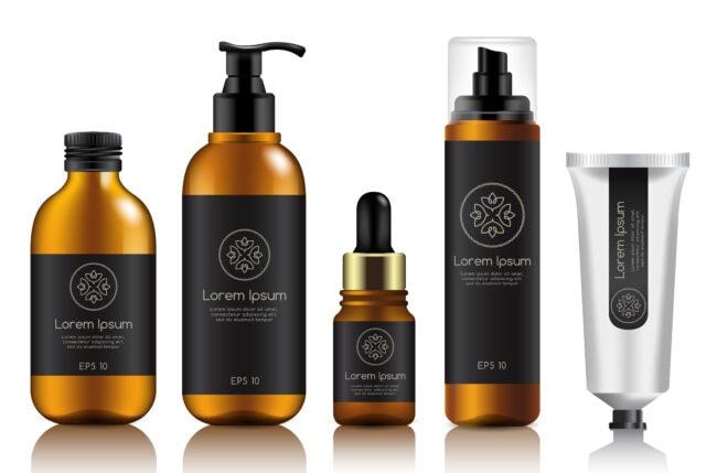 Produkte Verpackung für ein eigenes Produkt
