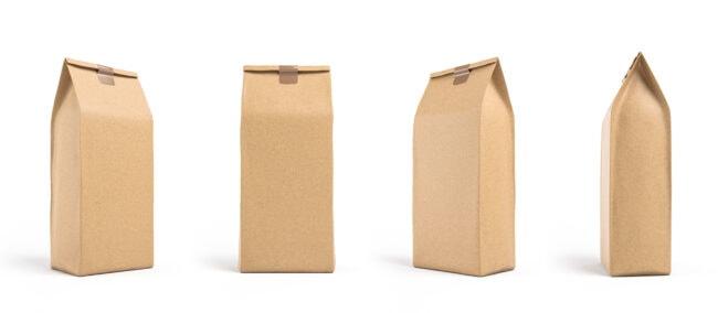 Nachhaltigkeit Verpackung für ein eigenes Produkt