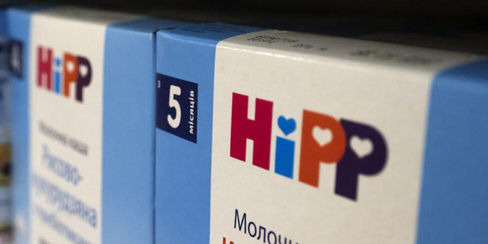 Hipp-Gründer