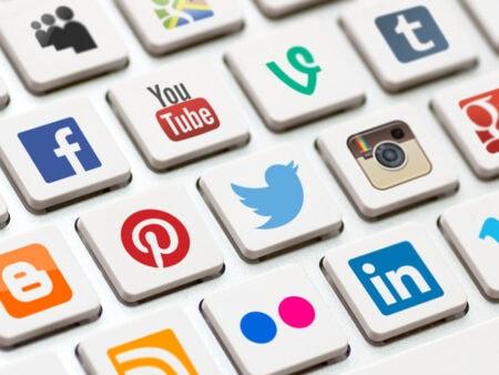 Social Media-Kanäle für Unternehmen