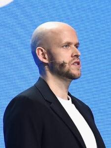 Daniel Ek Spotify-Gründer