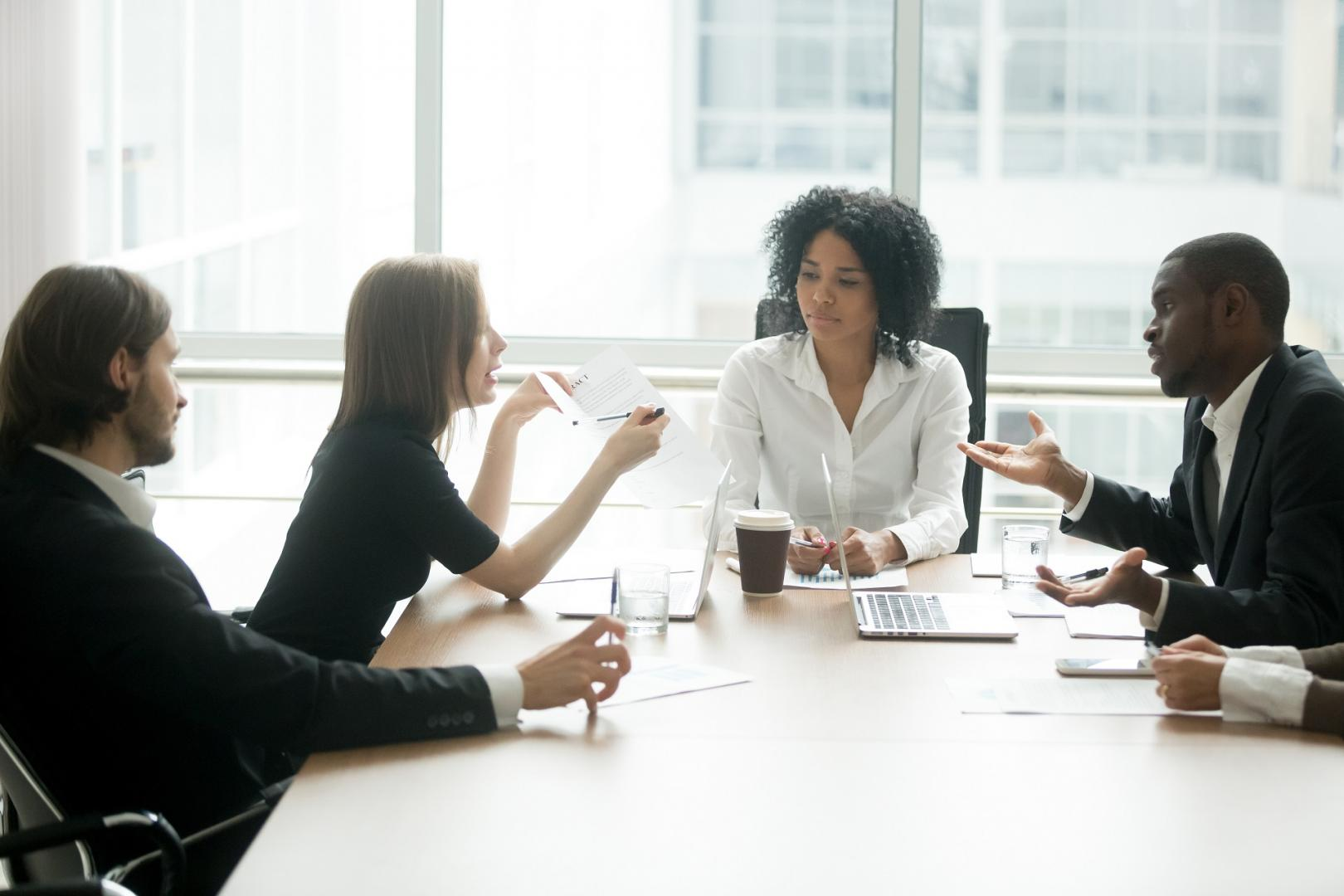 Lösungsstrategien bei der Planung einer Gründung