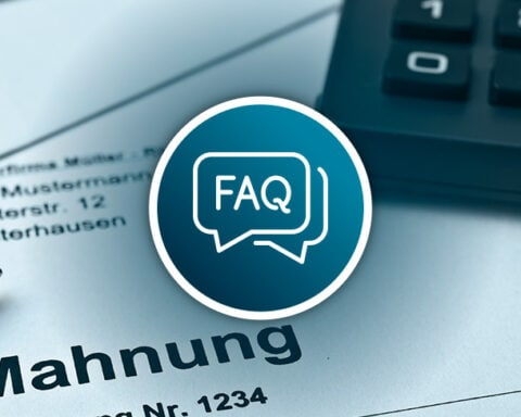 Gründer-FAQ: Wir erklären was passiert, wenn Kunden auf Mahnungen nicht reagieren.