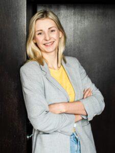 Mamameeting-Gründerin Juliane Schreiber