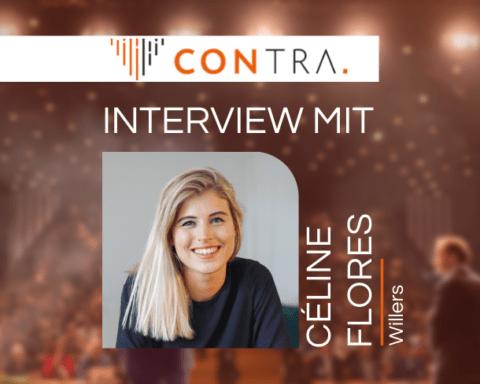 Contra-Interview mit Céline Flores Willers