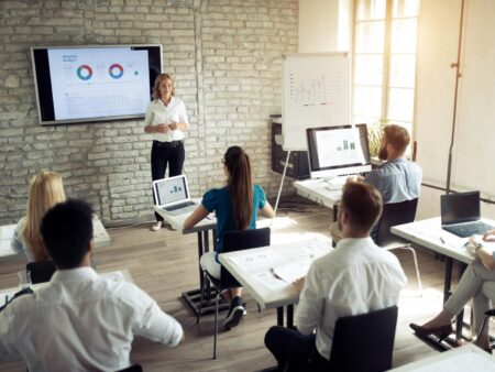 Qualifizierung / Weiterbildung für Gründer und Selbstständige