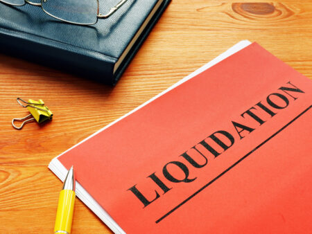 Liquidation GmbH