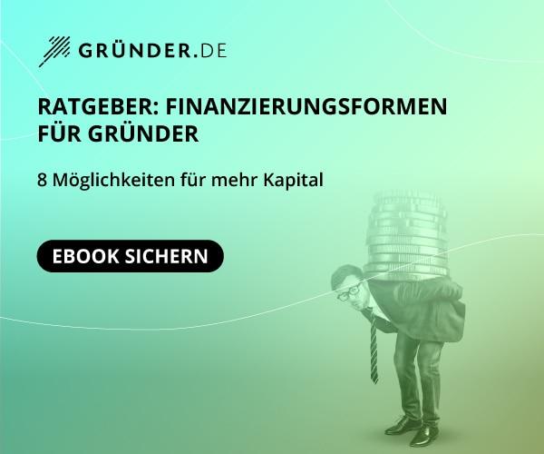 Finanzierungsformen (eBook)