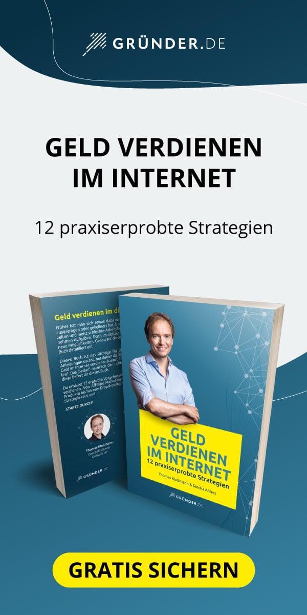 Geld verdienen im Internet (Buch)