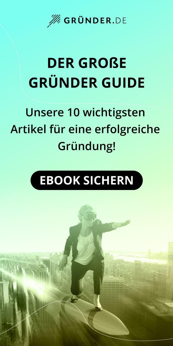 Gründer-Guide (eBook)