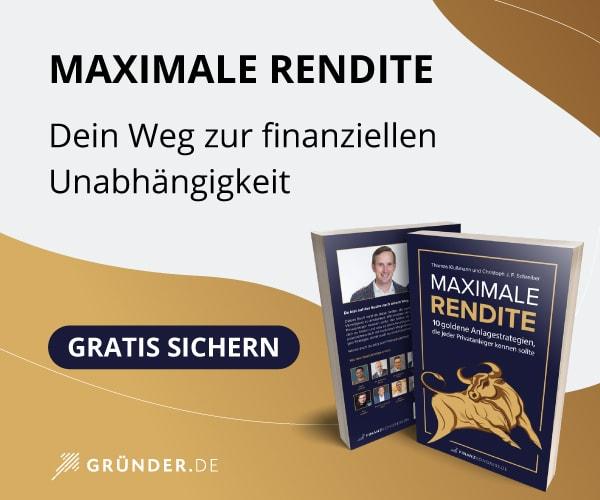 Maximale Rendite (Buch)