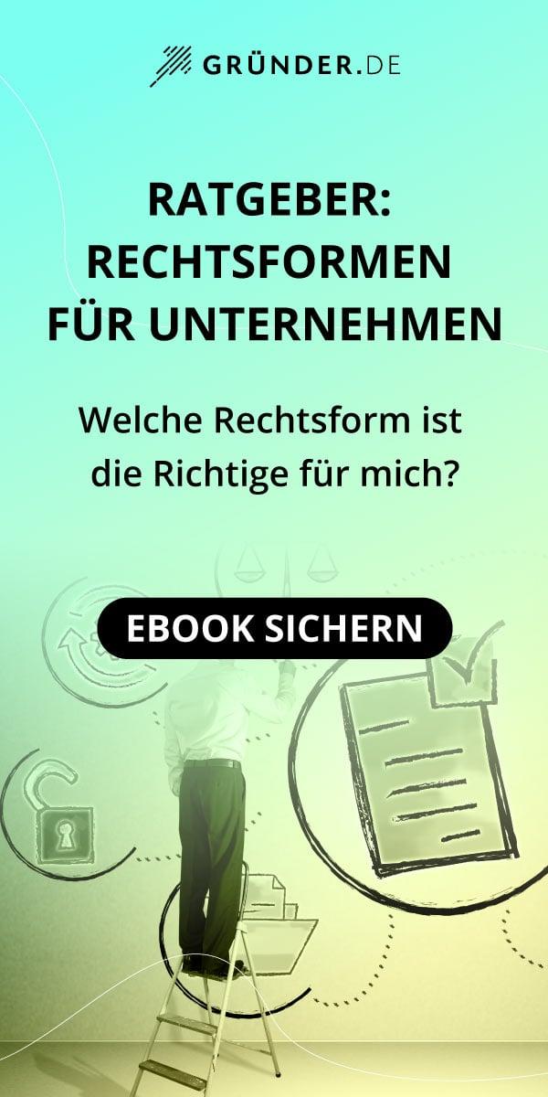 Rechtsformen (eBook)