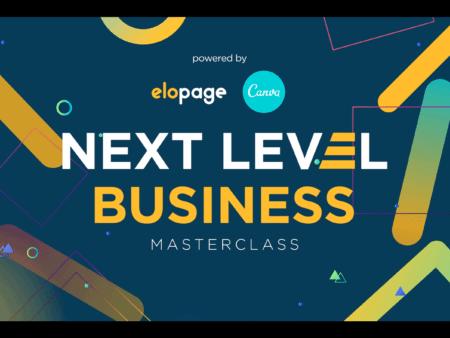 Next Level business Masterclass