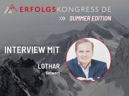 Lothar Seiwert Erfolgskongress