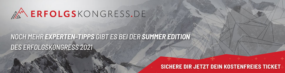 Erfolgskongress Sommeredition 2021
