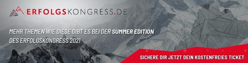 Erfolgskongress 2021 Sommer Edition