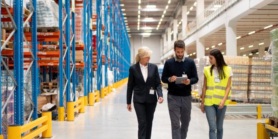 Einwandfreie Logistik-Prozesse sind für produzierende Unternehmen elementar.